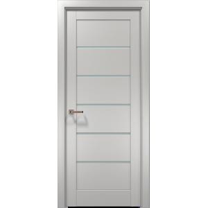 Межкомнатная дверь Optima-04 клен белый