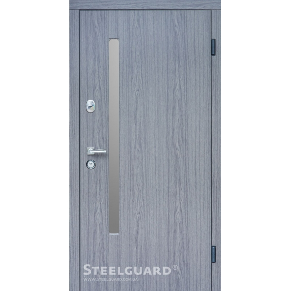 Steelguard Resiste AV-1 Grey Glass