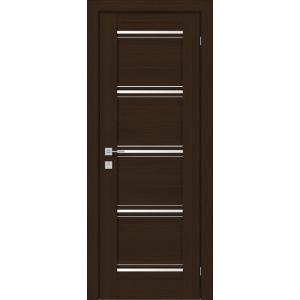 Межкомнатные двери Родос Fresca Angela ПО R Орех Борнео
