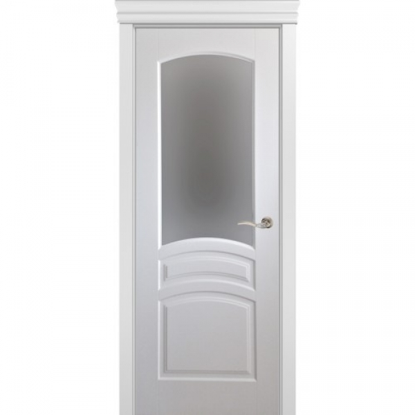 ТМ Галерея дверей Бриса ПО Белая эмаль