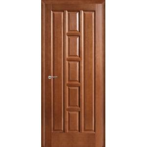Двери Белоруссии Квадро ПГ каштан под ключ