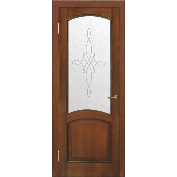 Галерея Дверей Астория ПО орех