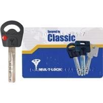 MUL-T-LOCK Classic 100 мм (50*50), (45*55),(40*60),(35*65)