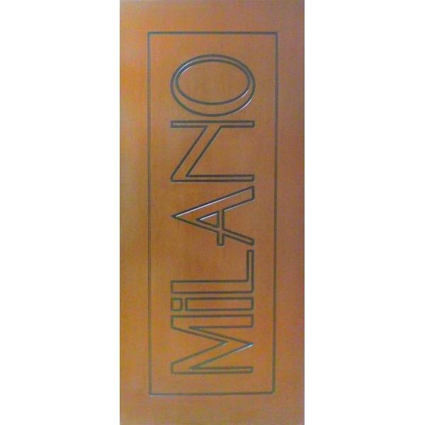Милано ArtLine Панели с лого