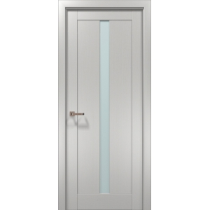 Межкомнатная дверь Optima-01 клен белый